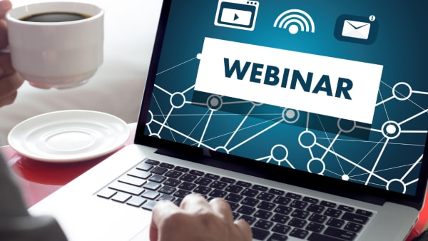 Free webinars for job seekers